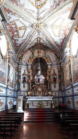 Altar-mor da Igreja Matriz de Nossa Senhora da Conceição