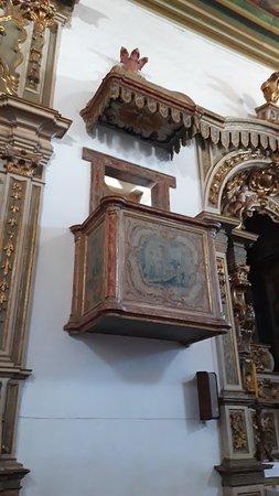 Púlpito da Matriz de N. Sra. da Conceição