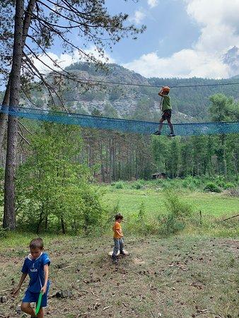 Coli, Italië: Parco Avventura Valtrebbia