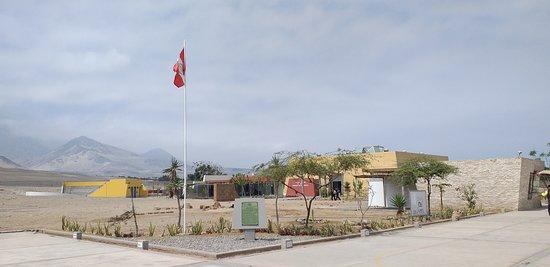 Museo Huacas de Moche: Museu Hucas Moche.
