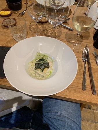 Restaurant Mejeriet: 3 retters smaksmeny med fri vinbar!