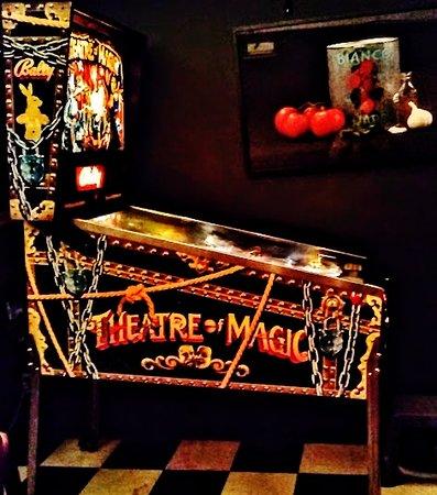 Theater of Magic Pinball Machine