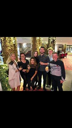 "Crossmichael, UK: ""The Culgruff Team"""