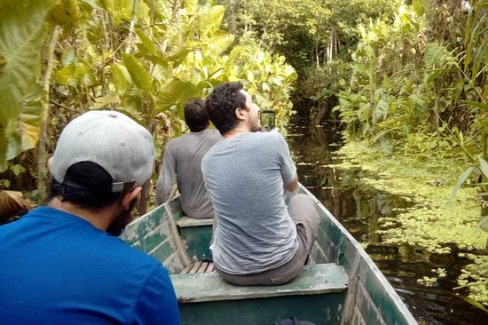 Amazon Tahuari Tours