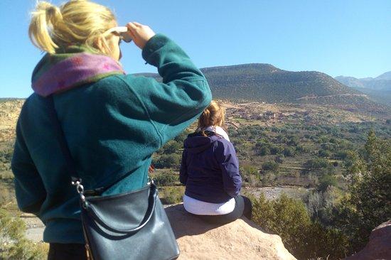 Exploring Atlas Mountains