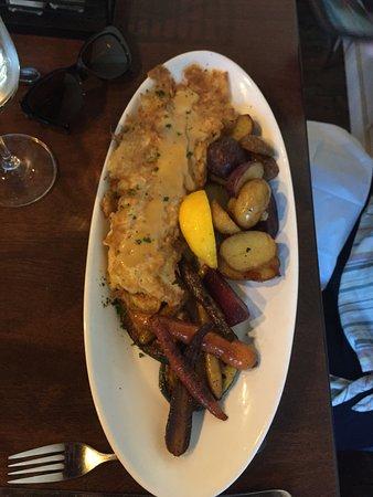 The Haddock dish