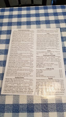 Great Greek Food!