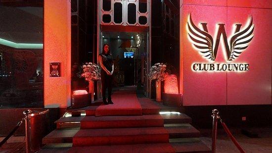 W Club Lounge
