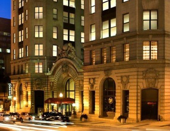 Kimpton Monaco Baltimore Inner Harbor Hotel