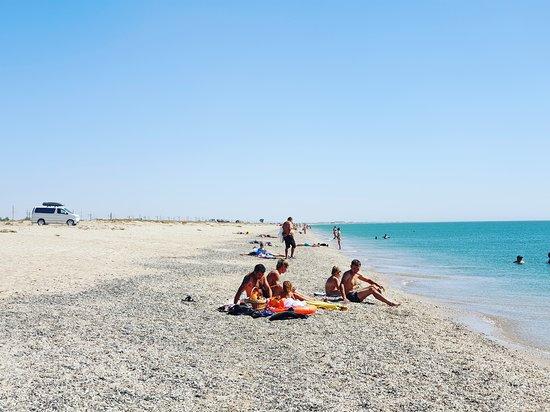 Beach Zolotyye Peski