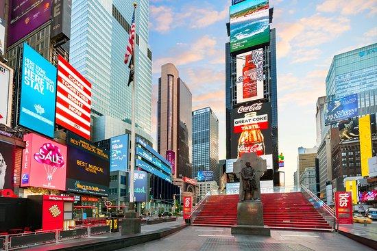 Crowne Plaza Times Square Manhattan Hotel