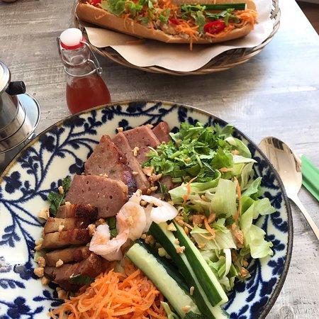 Amazing Vietnamese food