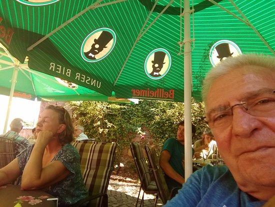 Burrweiler, Tyskland: Winzergaststatte Grafen Von Der Leyen
