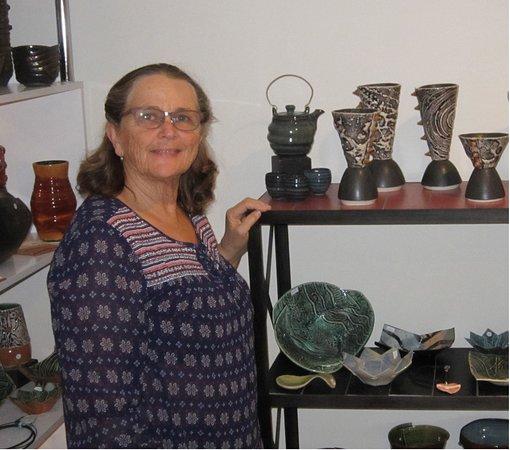 Carol Forster - Ceramic Artist