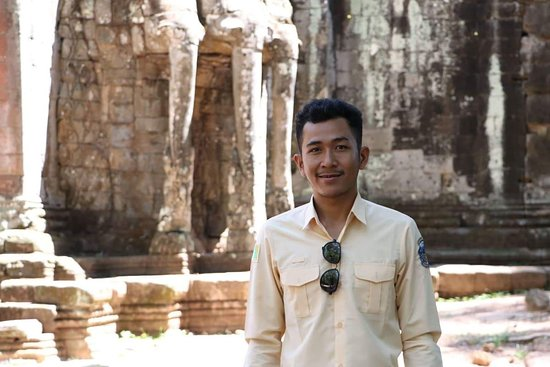 ‪Siem Reap Tour Guide by Vuthy‬