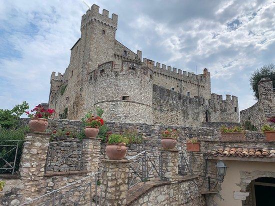 Nerola, Italia: Castello Orsini -Norcia