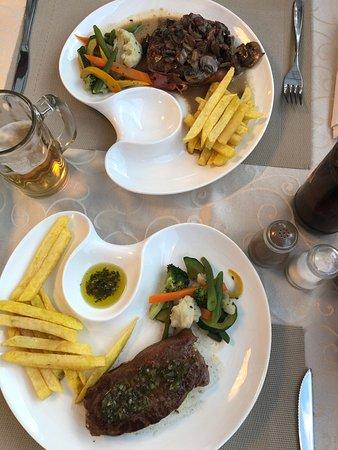 Nice restaurant, good ambience