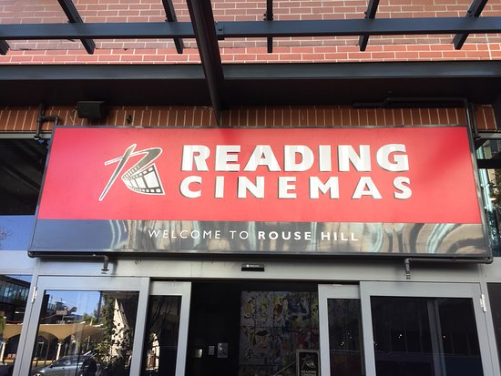 Reading Cinemas Rouse Hill