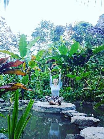 Amreta Yoga class and a nature place,,,,