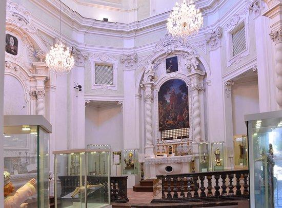 """Museo di Arte e Arredi Sacri """"Giovanni da San Guglielmo"""""""