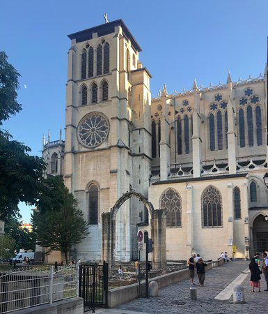 Vieux Lyon صورة فوتوغرافية