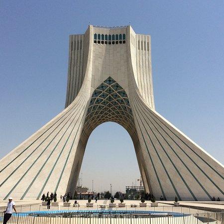 Azadi Tower | برج آزادی