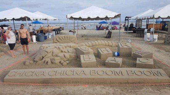 Sandcastle Competition!