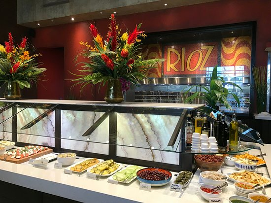 Rioz Brazilian Steakhouse North Myrtle Beach Menu Prices