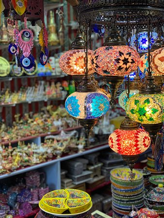 Some Turkish Lamps!