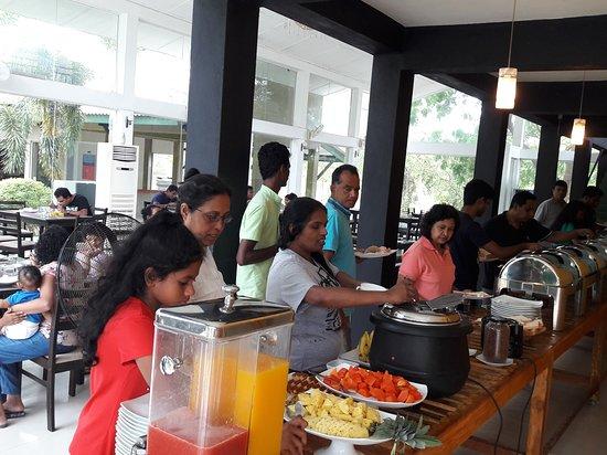 Magampura Eco Village Resort: Layout