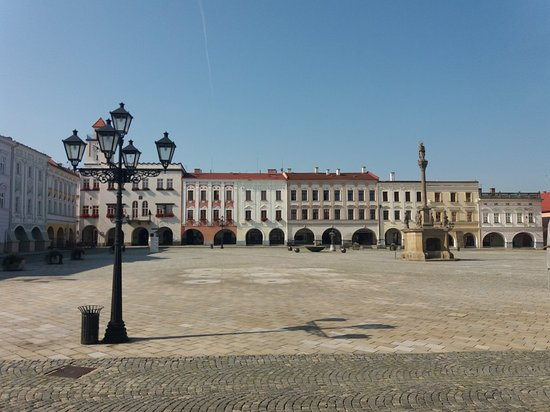 Old Town Square Novy Jicin