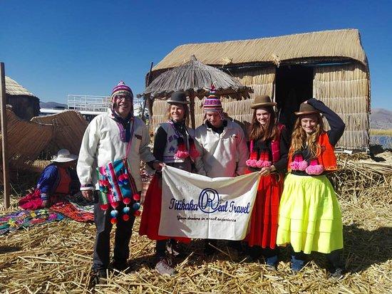 Titikaka Real Travel