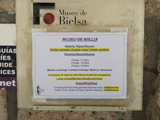 Museo Bielsa