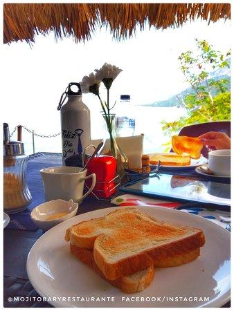 Rico desayuno