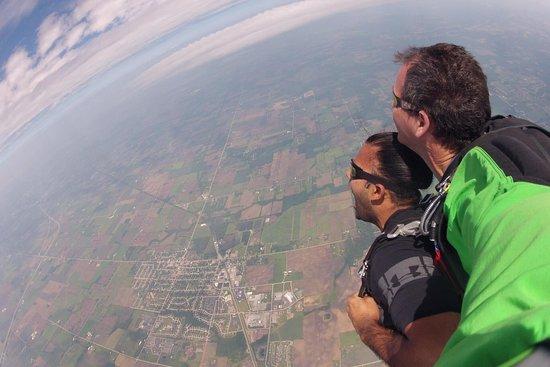 Skydive Freefall Adventure
