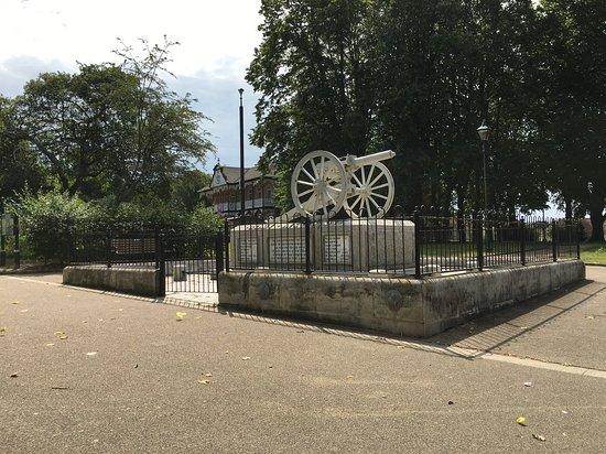 HMS Doris Boer War memorial