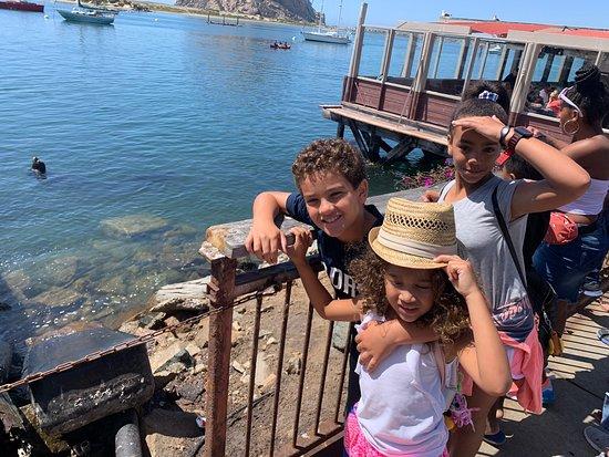 Morro Bay Boardwalk