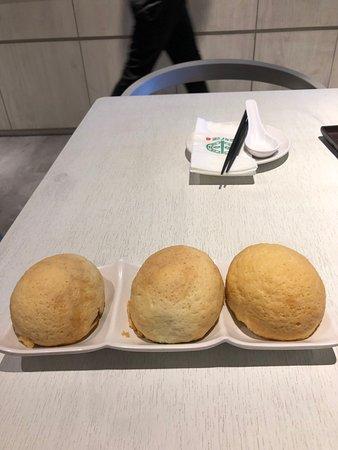 The buns