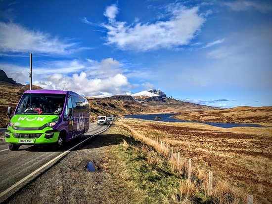 WOW Scotland Tours