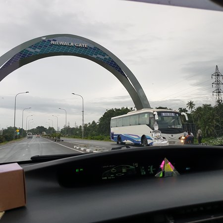 Godagama, Sri Lanka: Highway