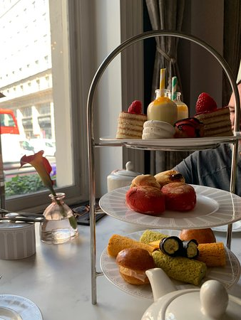 Afternoon tea at The Grosvenor