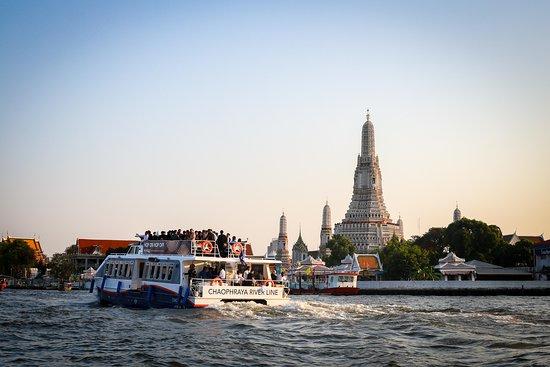 Chao Phraya Riverline - Boat4U
