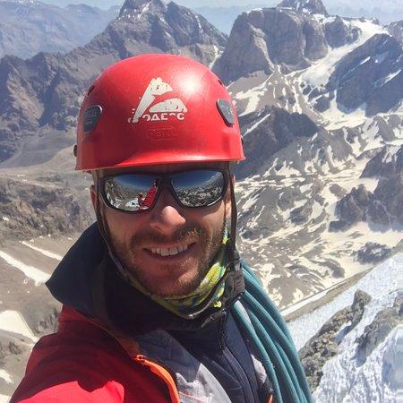 Ayni, Tadsjikistan: На горе