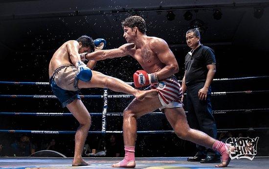 Chaweng Boxing Stadium