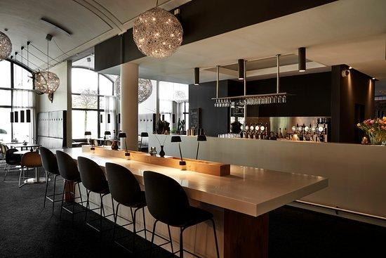 Restaurant - Foto Comwell Kolding, Kolding - Tripadvisor