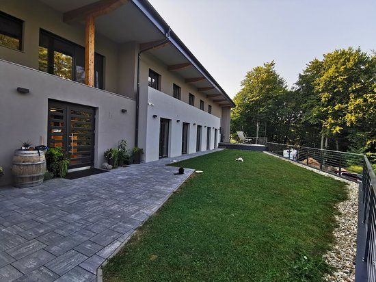 Rogasovci, Slovenië: New Winery