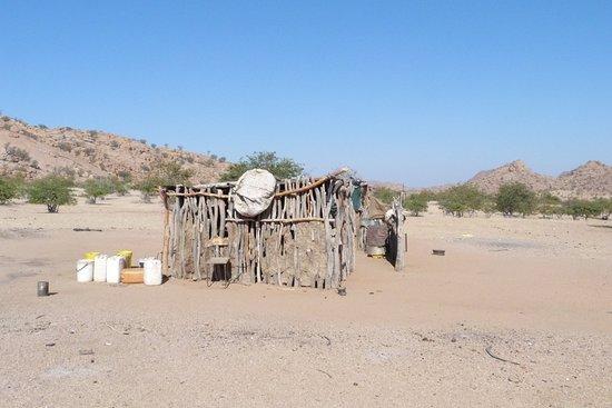Tracce di vita nel Damaraland