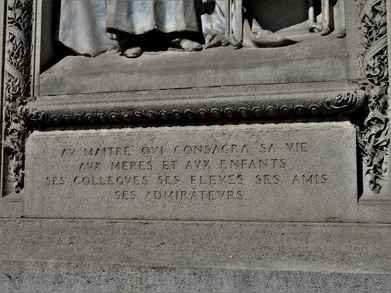 Monument au Docteur Tarnier