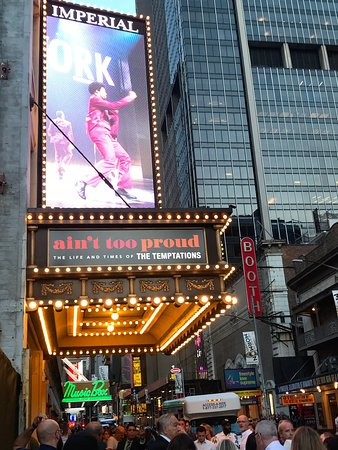 Imperial Theatre New York City 2019 All You Need To Know