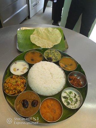 Tirupattur, India: yummy meals